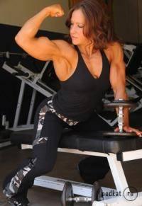Фитнес и бодибилдинг: Девчонки  подскажите пожалуйста