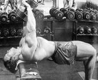 Фитнес и бодибилдинг: Как накачать грудь