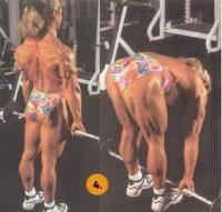 Фитнес и бодибилдинг: Становая тяга