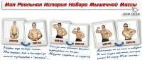 Фитнес и бодибилдинг: как набрать вес без переедания  возможно ли это