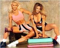 Фитнес и бодибилдинг: Принцип Питание  тренировка