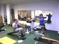 Фитнес и бодибилдинг: Армия