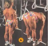 Фитнес и бодибилдинг: Закачка низа спины