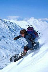 Экстремальные виды спорта: Snow   Fly project 2010