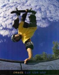 Экстремальные виды спорта: Go Skateboarding Day
