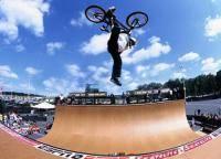Экстремальные виды спорта: Нестандартные прыжки