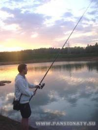алексин платная рыбалка