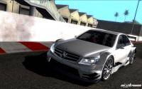 Автоспорт: журнал AMG Mercedes  C Class DTM 2008